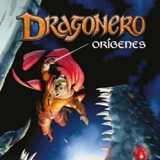 Cómics: DRAGONERO: ORIGENES - PANINI - CARTONE - IMPECABLE - SUB02T. Lote 183676098