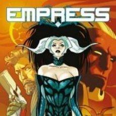 Cómics: EMPRESS (MARK MILLAR / STUART IMMONEN) PANINI - CARTONE - IMPECABLE - SUB02T. Lote 183707706