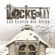 Cómics: LOCKE & KEY Nº 4 LAS LLAVES DEL REINO (JOE HILL / GABRIEL RODRIGUEZ) PANINI - COMO NUEVO - SUB02T. Lote 183709392