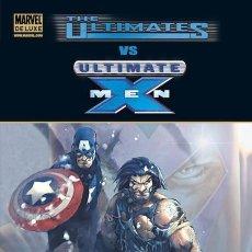 Cómics: MARVEL DELUXE THE ULTIMATES VS. ULTIMATE X-MEN EL RETORNO DEL REY - PANINI - IMPECABLE - OFI15T. Lote 183756662
