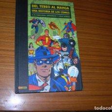 Cómics: DEL TEBEO AL MANGA UNA HISTORIA DE LOS COMICS Nº 3 EDITA PANINI . Lote 183759785