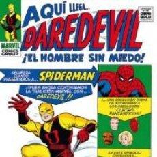 Cómics: MARVEL GOLD OMNIGOLD DAREDEVIL Nº 1 AQUI LLEGA DAREDEVIL ¡EL HOMBRE SIN MIEDO! - PANINI - OFI15T. Lote 183772468