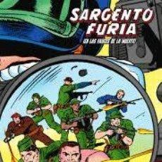 Cómics: MARVEL LIMITED EDITION SARGENTO FURIA Nº 2 EN LAS FAUCES DE LA MUERTE - PANINI - IMPECABLE - SUB02T. Lote 183828327