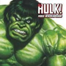 Cómics: MARVEL LIMITED EDITION THE HULK Nº 3 PODER DESENCADENADO - PANINI - CARTONE - IMPECABLE - SUB02T. Lote 183829293