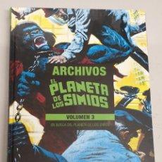 Cómics: EL PLANETA DE LOS SIMIOS ARCHIVOS Nº 3 - EN BUSCA DEL PLANETA DE LOS SIMIOS / PANINI COMICS. Lote 183838433