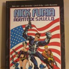 Cómics: BOME NICK FURIA AGENTE DE SHIELD. Lote 183849941