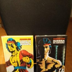 Cómics: SHANG CHI MARVEL LIMITED EDITION. Lote 183925600
