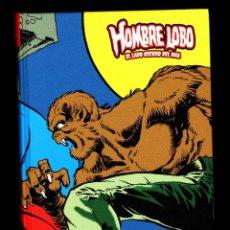 Cómics: HOMBRE LOBO 2 : EL LADO OSCURO DEL MAL - PANINI / MARVEL LIMITED EDITION / CONTRA DRACULA. Lote 183974537