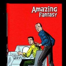 Cómics: AMAZING FANTASY - PANINI / MARVEL LIMITED EDITION / MONSTRUOS DE STAN LEE, JACK KIRBY Y STEVE DITKO. Lote 183976216
