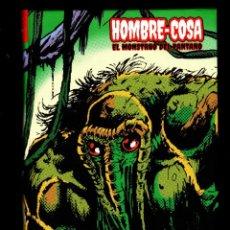 Cómics: HOMBRE COSA EL MONSTRUO DEL PANTANO - PANINI / MARVEL LIMITED EDITION/ ORIGEN Y PRIMERAS APARICIONES. Lote 183977231