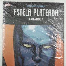 Cómics: ESTELA PLATEADA. PARÁBOLA - STAN LEE, MOEBIUS - PANINI / MARVEL. Lote 184001613
