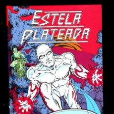 Cómics: ESTELA PLATEADA TRIANGULO - PANINI / 100% MARVEL / TAPA DURA / STEVE ENGLEHARDT & MARSHALL ROGERS. Lote 184002928
