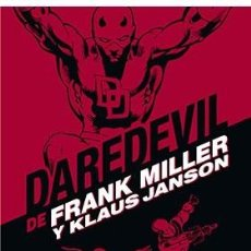 Cómics: FRANK MILLER. DAREDEVIL. Lote 184049476