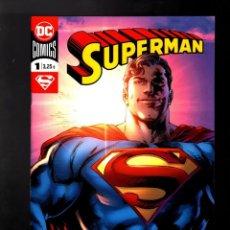 Cómics: SUPERMAN 1 - DC ECC GRAPA. Lote 178337231