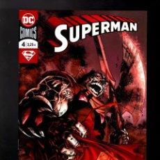 Cómics: SUPERMAN 4 - DC ECC GRAPA. Lote 178337620