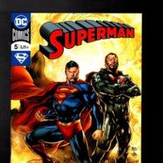 Cómics: SUPERMAN 5 - DC ECC GRAPA. Lote 178337701