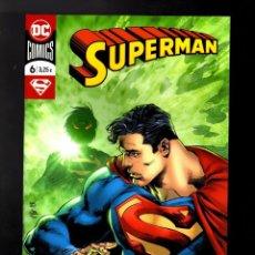 Cómics: SUPERMAN 6 - DC ECC GRAPA. Lote 178337801