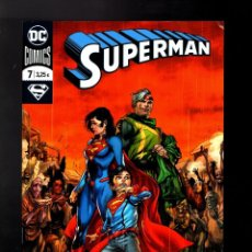 Cómics: SUPERMAN 7 - DC ECC GRAPA. Lote 178337880