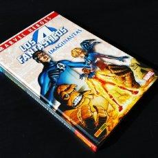 Cómics: MUY BUEN ESTADO LOS 4 FANTASTICOS TOMO 2 IMAGINAUTAS PANINI MARVEL HEROES. Lote 184186738