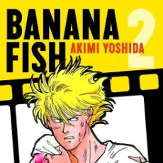 Cómics: BANANA FISH 2 - PANINI / MANGA / NOVEDAD DICIEMBRE. Lote 184290598