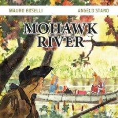 Cómics: MOHAWK RIVER - PANINI / BONELLI TAPA DURA / NOVEDAD DICIEMBRE. Lote 184292776