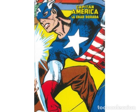 MARVEL LIMITED EDITION. CAPITÁN AMÉRICA. LA EDAD DORADA. TOMO PANINI. (Tebeos y Comics - Panini - Marvel Comic)