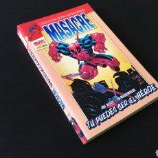 Cómics: MUY BUEN ESTADO COLECCION EXTRA SUPERHEROES 6 MASACRE 1 TU PUEDES SER EL HEROE PANINI COMICS. Lote 184509867