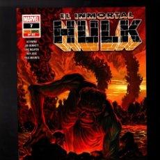 Cómics: INMORTAL HULK 7 - PANINI / MARVEL GRAPA. Lote 184734445