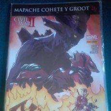 Cómics: MAPACHE COHETE Y GROOT 26 # Y5. Lote 184773595