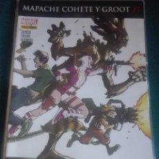 Cómics: MAPACHE COHETE Y GROOT 27 # Y5. Lote 184773625