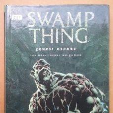 Cómics: SWAMP THING CÓMIC VERTIGO LA COSA DEL PANTANO LEN WEIN GENESIS OSCURA. Lote 184850892