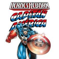 Cómics: HEROES REBORN : CAPITAN AMERICA - PANINI / MARVEL / TAPA DURA. Lote 184883138