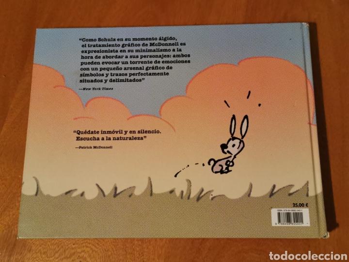 Cómics: MUTTS 3 LA LLAMADA DE LA NATURALEZA PATRICK MC DONNELL PANINI COMICS - Foto 2 - 184891202