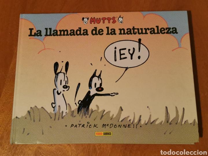 MUTTS 3 LA LLAMADA DE LA NATURALEZA PATRICK MC DONNELL PANINI COMICS (Tebeos y Comics - Panini - Otros)