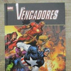 Cómics: MARVEL DE LUXE - LOS VENGADORES - DESUNIDOS - TOMO TAPA DURA. Lote 185777325