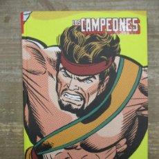 Cómics: LOS CAMPEONES - EDICION LIMITADA - TOMO TAPA DURA. Lote 185777542