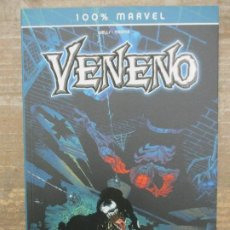 Cómics: VENENO - ORIGEN OSCURO - TOMO RUSTICA - 100% MARVEL - PANINI. Lote 185778306