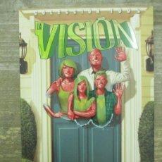 Cómics: LA VISION - VISIONES DEL FUTURO - TOMO RUSTICA - 100% MARVEL - PANINI. Lote 185778625