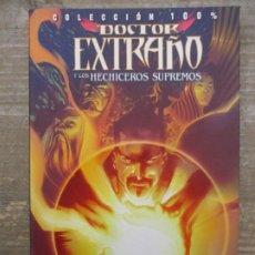 Cómics: DOCTOR EXTRAÑO Y LOS HECHICEROS SUPREMOS - INTEGRAL - TOMO RUSTICA - 100% MARVEL - PANINI. Lote 185779538