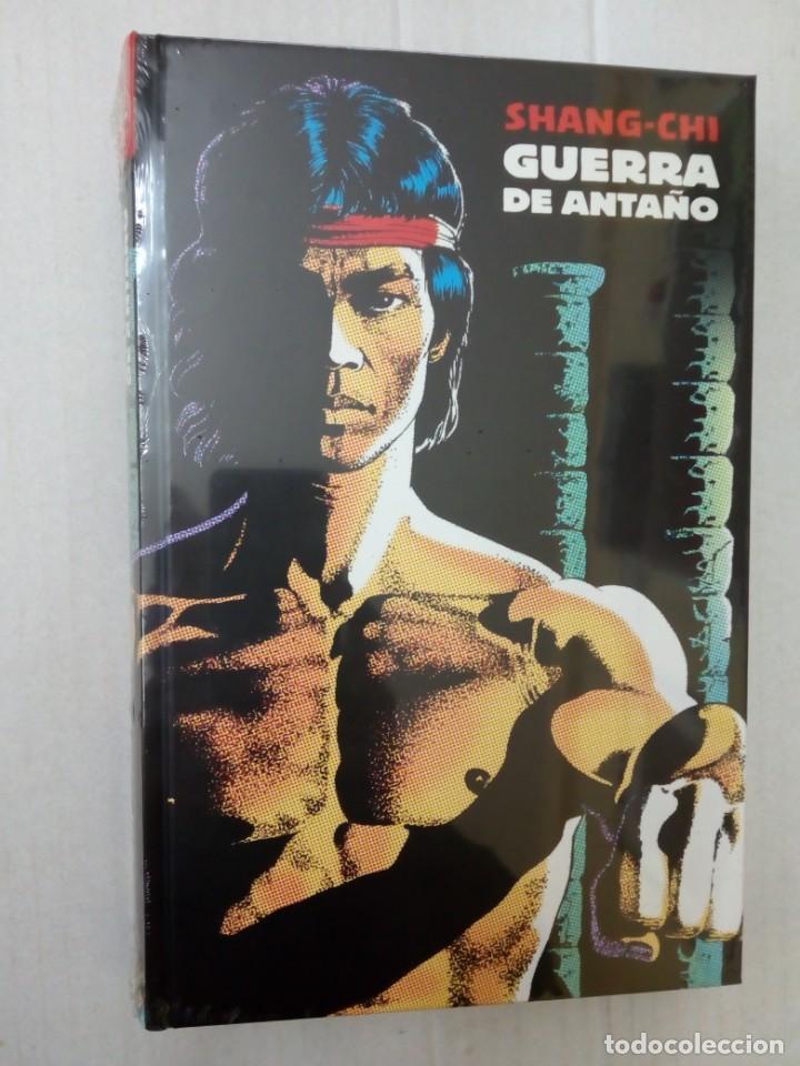 SHANG-CHI: GUERRA DE ANTAÑO. MARVEL LIMITED EDITION (Tebeos y Comics - Panini - Marvel Comic)