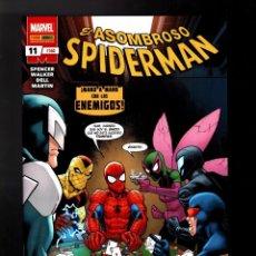 Cómics: ASOMBROSO SPIDERMAN 11 - PANINI / MARVEL GRAPA. Lote 185982042