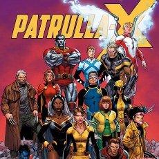 Cómics: LA PATRULLA-X: RESURRXIÓN 0 (PORTADA METALIZADA).INHUMANOS VS. PATRULLA-X EPÍLOGO: RESURRXIÓN V1. Lote 186097953