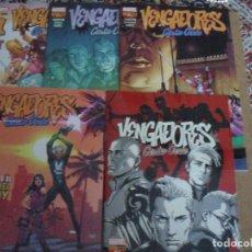 Cómics: VENGADORES COSTA OESTE Nº 1-5 (COMPLETA). Lote 186126235