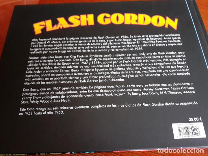 Cómics: Flash Gordon - Dan Barry - PANINI 2011 - Foto 2 - 186314400