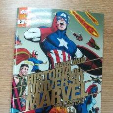 Comics : HISTORIA DEL UNIVERSO MARVEL #2 EDICION ESPECIAL. Lote 186439731