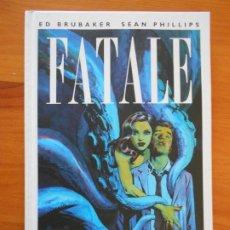 Cómics: FATALE Nº 1 - LA MUERTE ME PERSIGUE - ED BRUBACKER, SEAN PHILLIPS - PANINI - TAPA DURA (9Ñ2). Lote 186950731