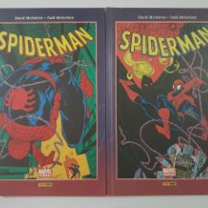 Cómics: BEST OF MARVEL ESSENTIALS - SPIDERMAN 2 Y 3 MCFARLANE - 2 TOMOS - PANINI BOME. Lote 187120757