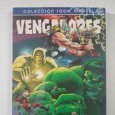 Cómics: LOS VENGADORES AÑO UNO - COLECCIÓN 100% MARVEL - PANINI. Lote 187122376