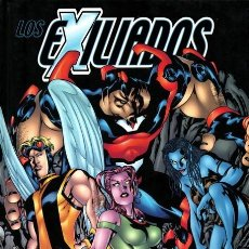 Cómics: EXILIADOS 1 : POR LA MADRIGUERA DEL CONEJO - PANINI / 100% MARVEL HC/ TAPA DURA / NUEVO DE EDITORIAL. Lote 187219205