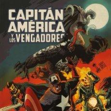Cómics: CAPITAN AMERICA Y LOS VENGADORES - PANINI / 100% MARVEL HC / TAPA DURA / NUEVO DE EDITORIAL. Lote 187219545